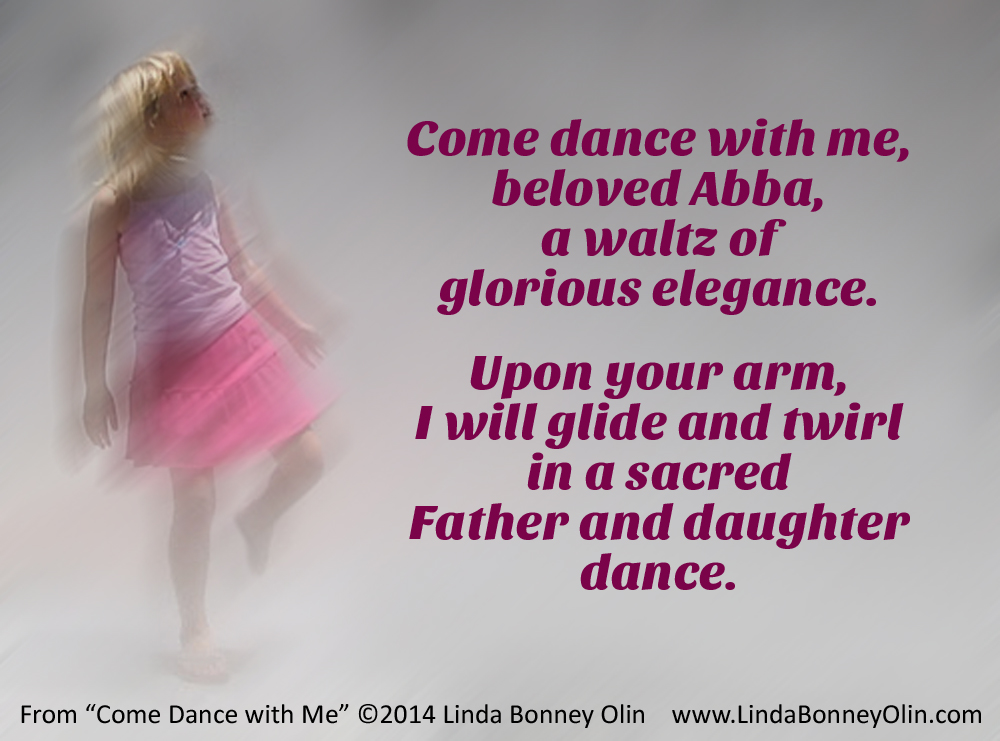 Come Dance with Me, verse 3 by Linda Bonney Olin