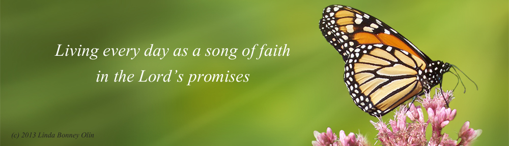 Linda Bonney Olin ~ Faith Songs