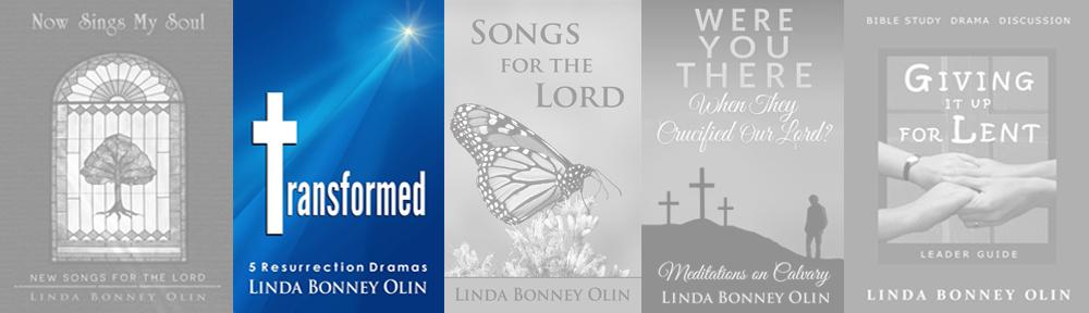 Book cover of Transformed: 5 Resurrection Dramas by Linda Bonney Olin