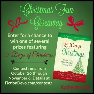 Christmas Fun Giveaway