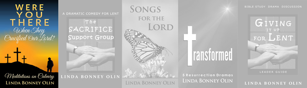 Book covers by Linda Bonney Olin